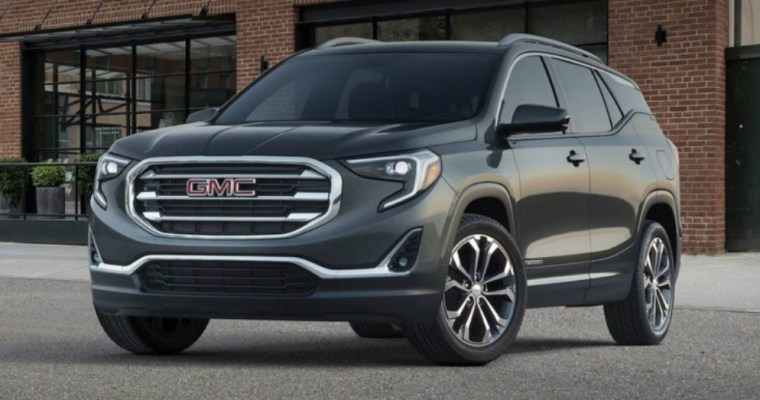 2020 GMC – Admire the Strength of the GMC Terrain