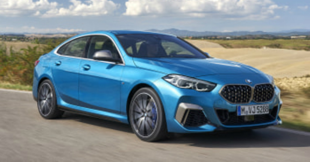 2020 BMW – Enjoy the Drive in the 2 Series Gran Coupe