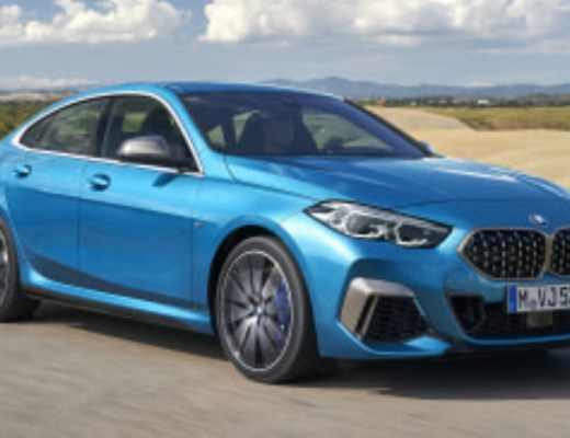 2020 BMW - Enjoy the Drive in the 2 Series Gran Coupe