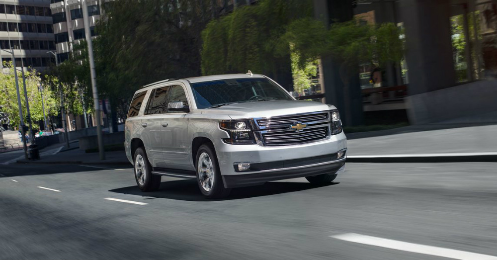 2020 Chevrolet – Get Things Done in the Chevrolet Tahoe