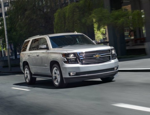 2020 Chevrolet - Get Things Done in the Chevrolet Tahoe