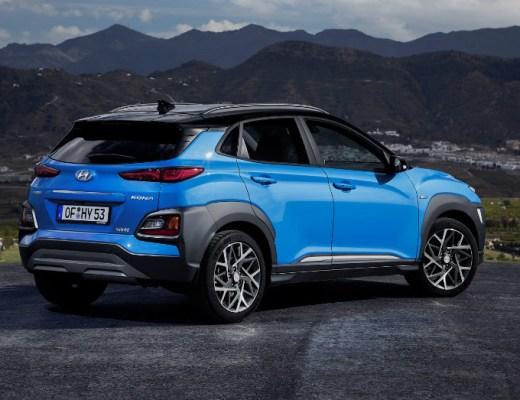 2020 Hyundai Kona Offers a Unique Drive