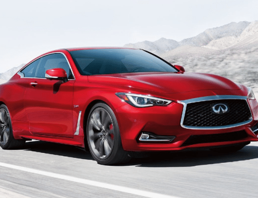 Driving Excitement in the INFINITI Q60
