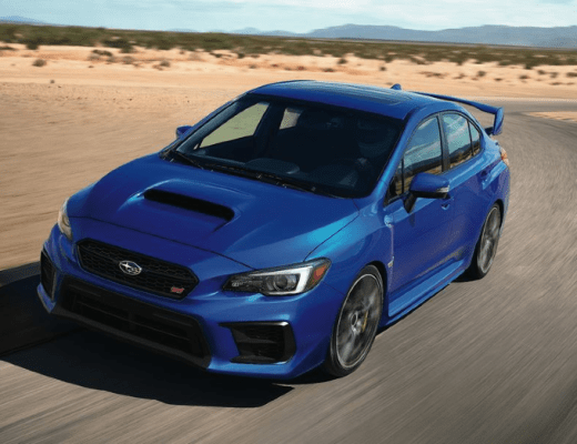 Enjoy the Fun of Driving the Subaru WRX