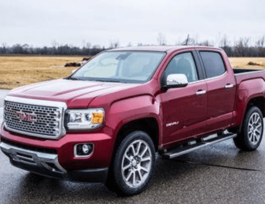Let the GMC Canyon Be the Truck You Drive