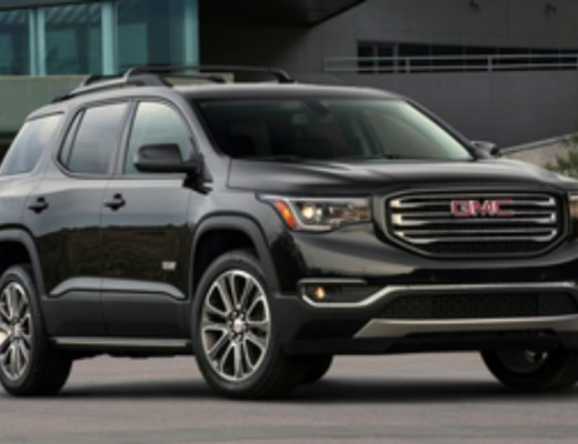 2021 GMC Acadia - Experience Excellence Today