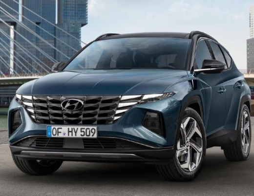 2022 Hyundai Tucson New Looks for the Upcoming Model