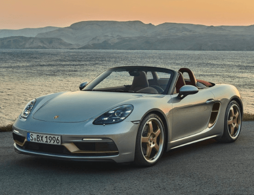 A Special Model of the Porsche Boxster Will be Offered
