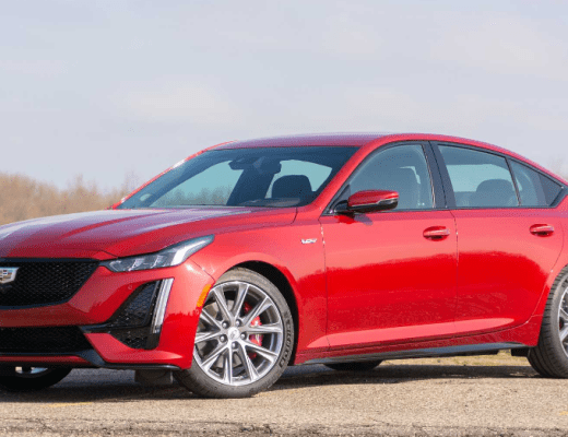 Mate Performance and Luxury in the Cadillac CT5-V