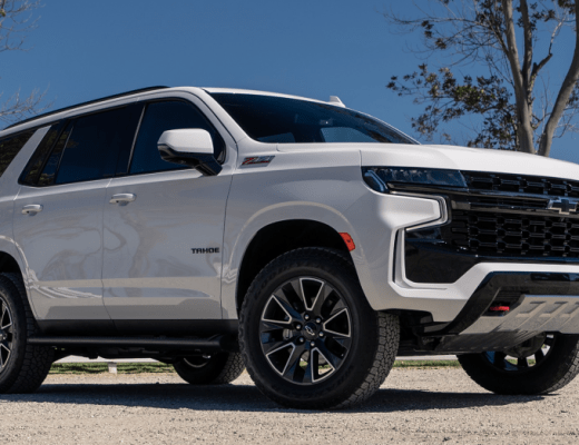 Chevy Has a Mighty SUV Lineup