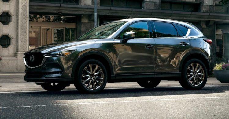 Mazda CUV