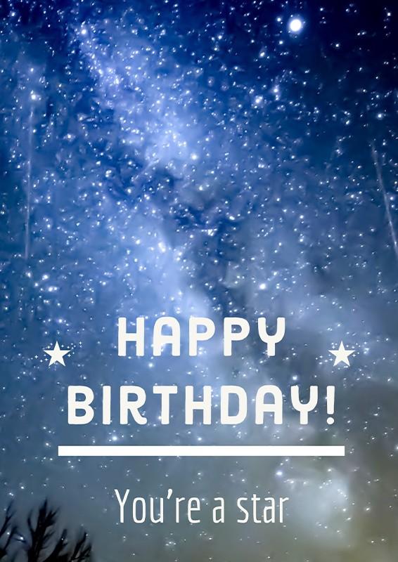 Birthday Star - lisadrewphotos