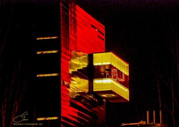 Night at the Guthrie - Lisa Drew Minneapolis
