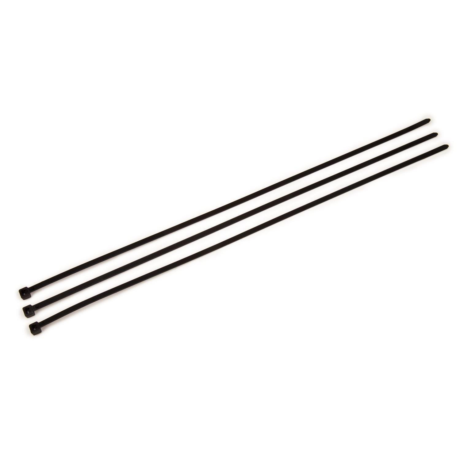 3m Ct15bk50 C Cable Tie 50 Lb 15 In L Polyamide Black Standard