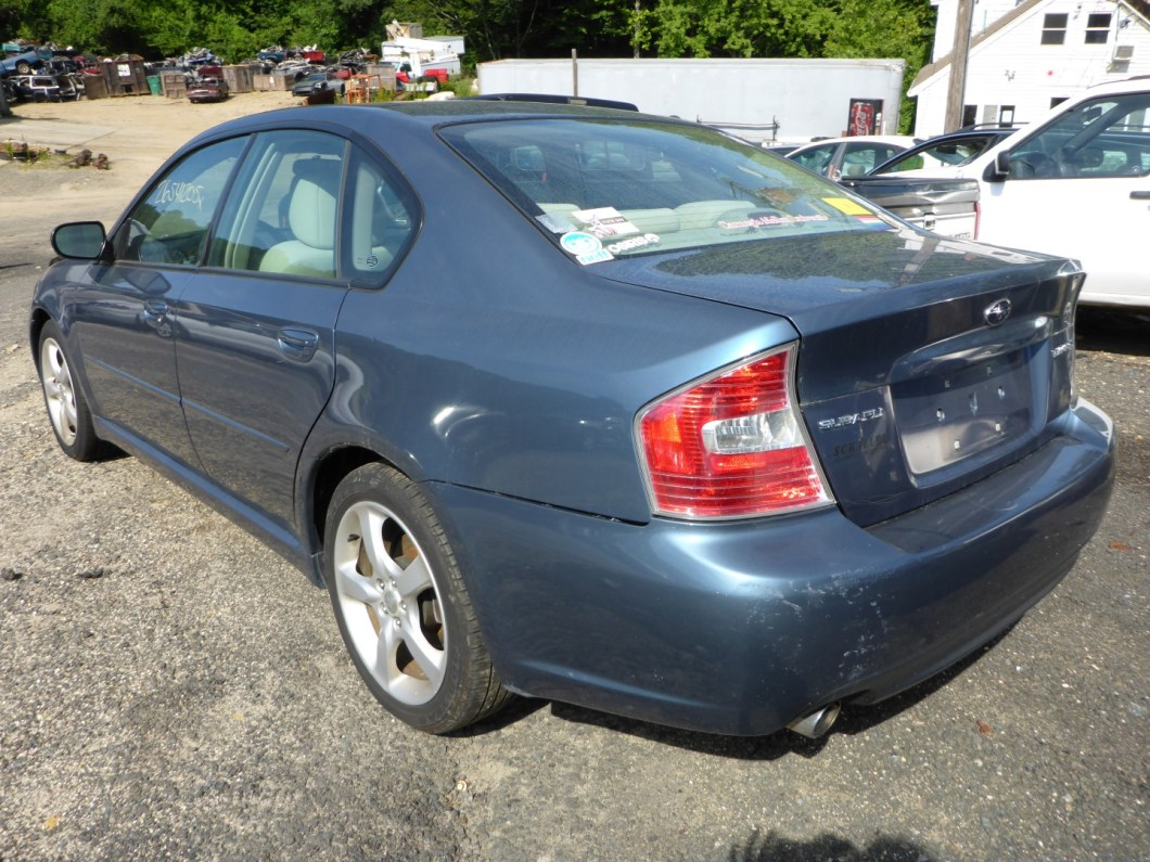 2006 Subaru Legacy 2 5 Quality Oem Replacement Parts East