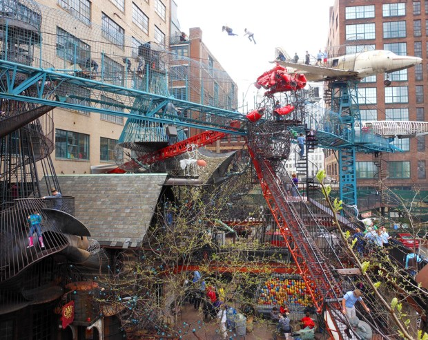 City Museum, Photo Courtesy of Christopher Jobson