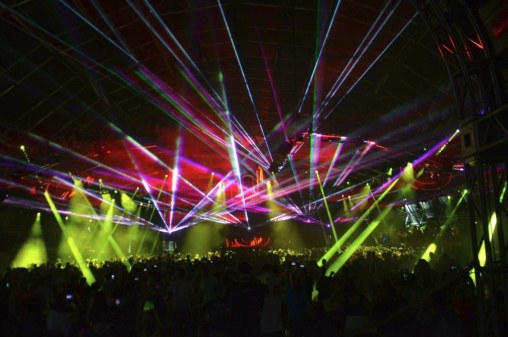 zenith lighting miami ultra fest 6