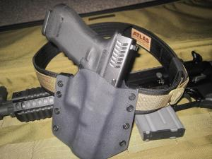 Dark Star Gear Holster w/ Glock 17 RTF2