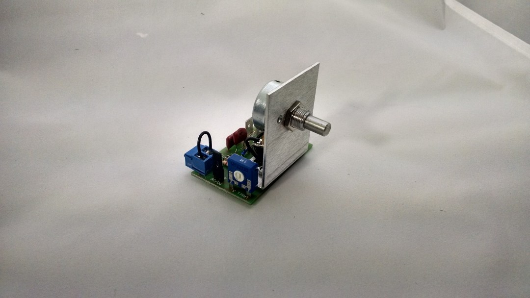 AC/DC power control