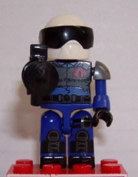 Cobra Mech Pilot