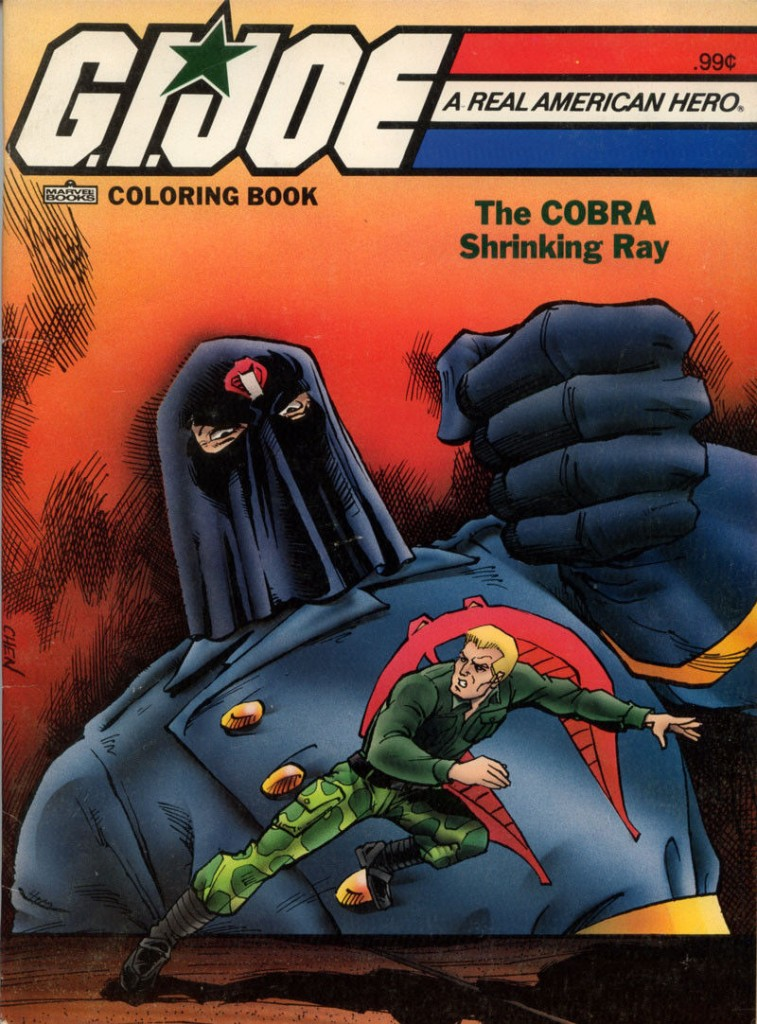 Cobra Shrinking Ray