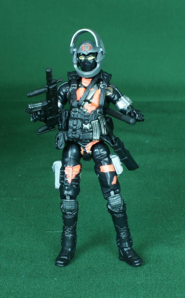 Alley Viper Officer (2015)