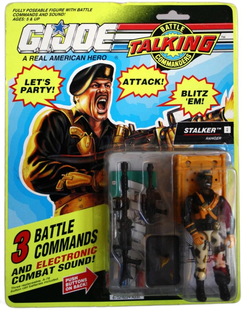 Talking Battle Commanders Stalker