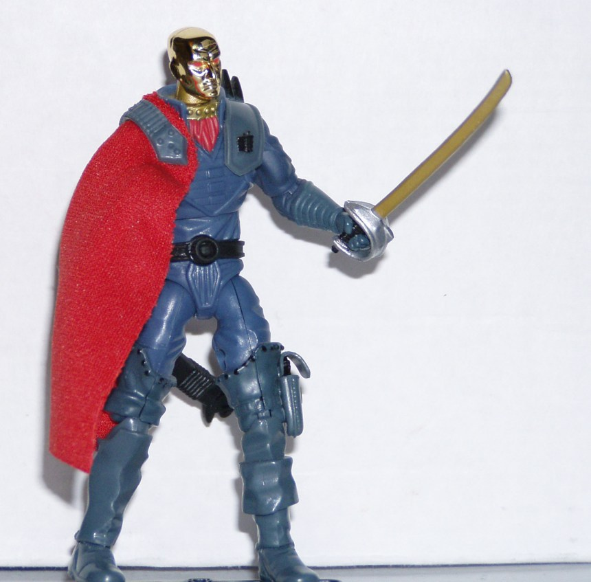 Comic Pack Iron Grenadiers Destro