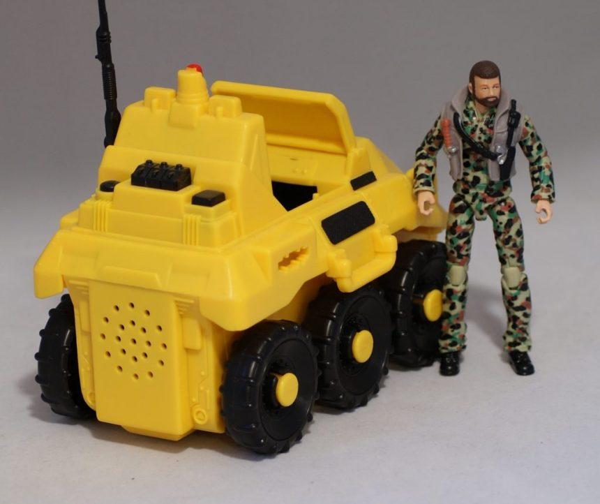 Adventure Team 6 Wheeled ATV (2010)