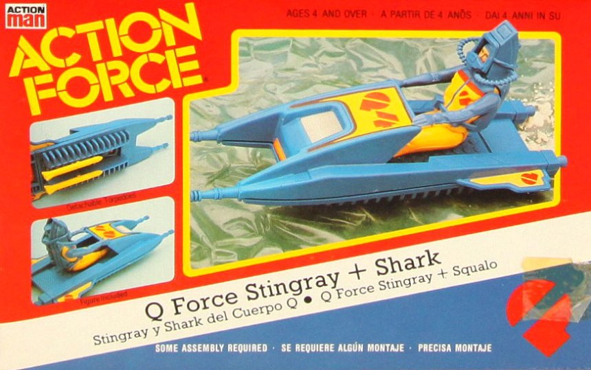 Q-force-Stingray+Shark