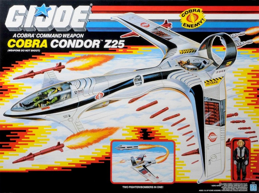 Condor Package Front