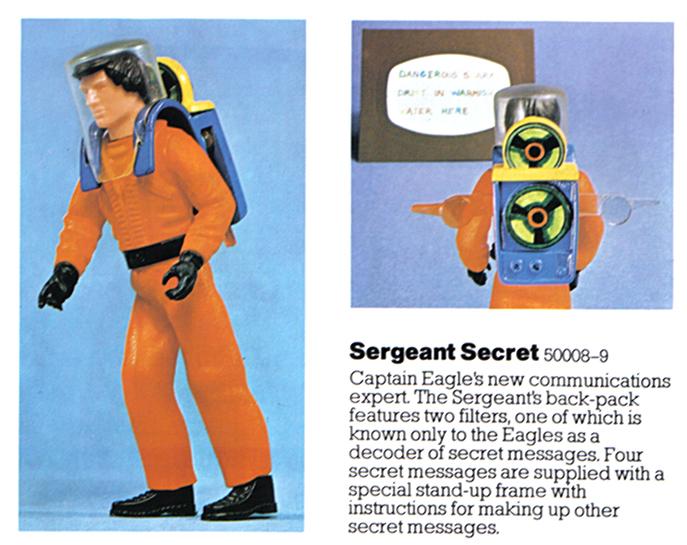 Eagles---Sgt.-Secret