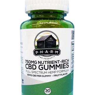 Pharm-CBD gummy