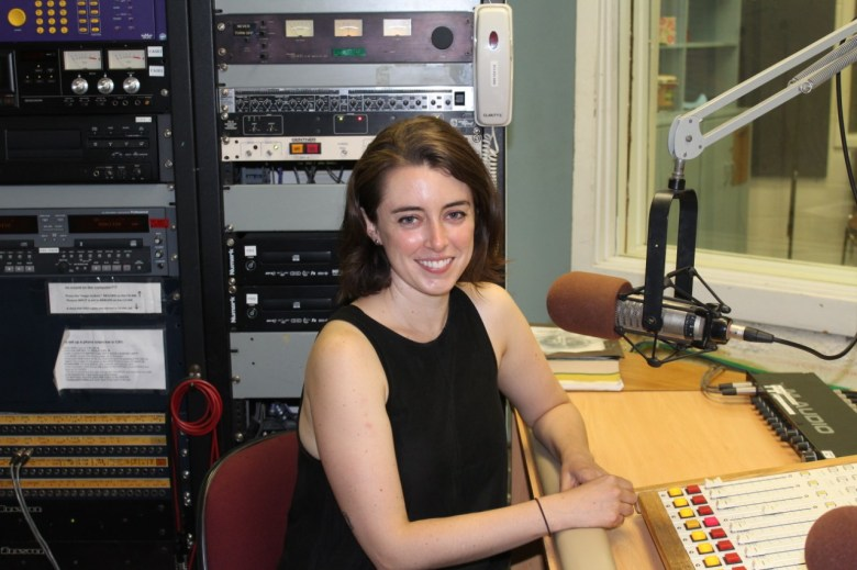 Grad Chat with CFRC