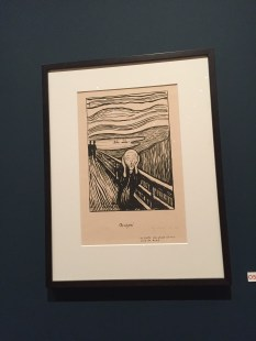 "Edward Munch's ""The Scream"""