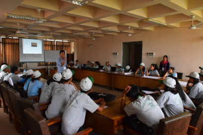 Thematic session on Climate change and GLOBE program