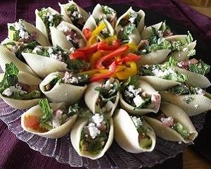 insalata con la pasta