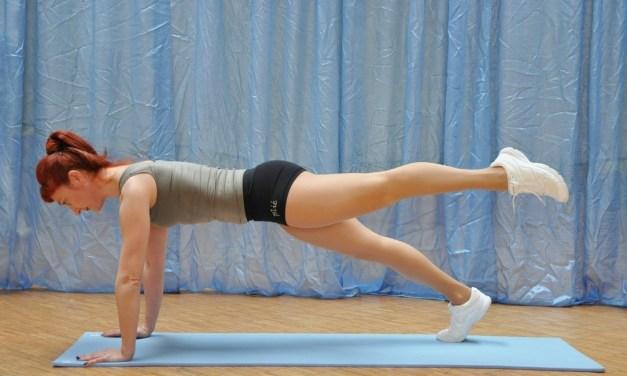 Rimettersi in forma in poco tempo. 2 allenamenti da fare a casa