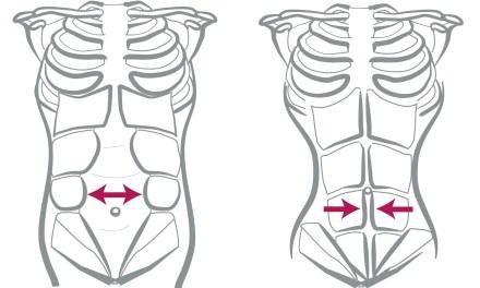 Esercizi post-parto per ridurre la diastasi addominale