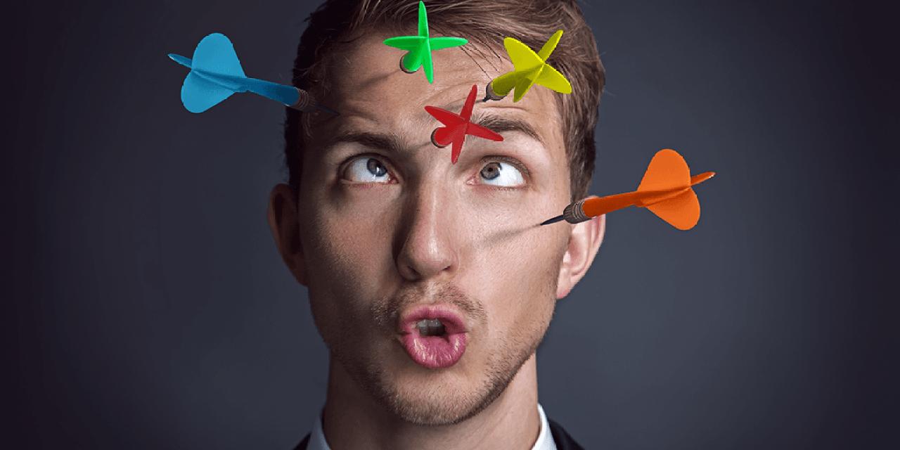 8 atteggiamenti tipici di un perdente