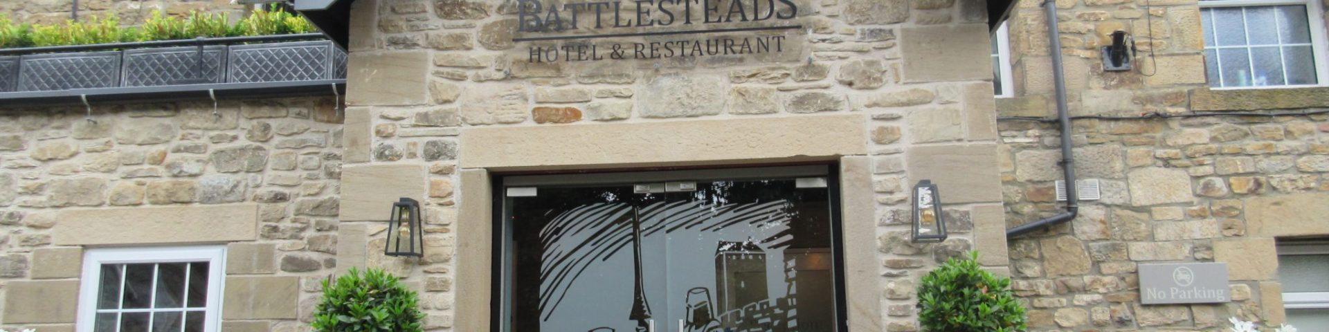 Battlesteads Hotel