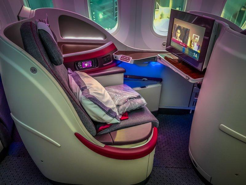 787 business class