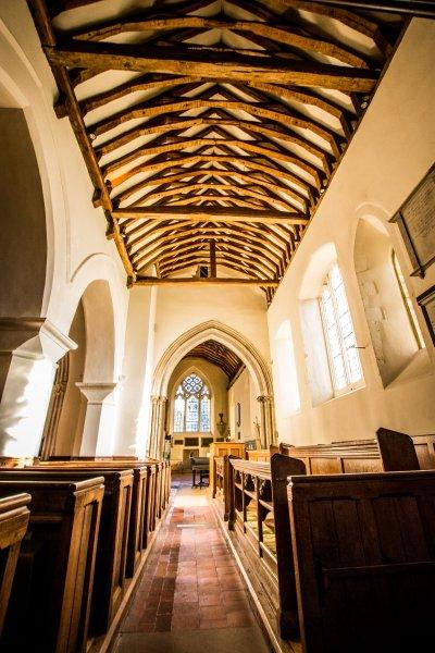 St James' Church - Shere