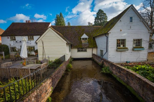 Gomshall Mill - Surrey