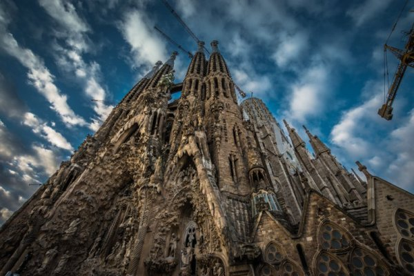 Sagrada Familia Gallery
