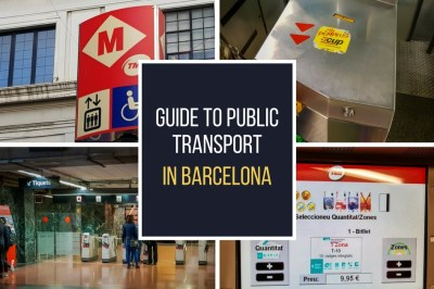 Guide to Public Transport in Barcelona