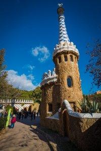 Gaudi Park Guell