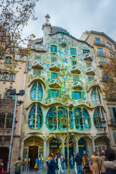 visit casa batllo Barcelona