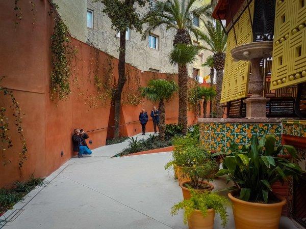 Casa Vicens Garden