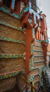 Casa Vicens Neo-Mudéjar